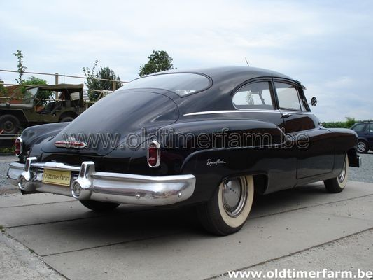 Buick Special Sedanette 1950  (1950)
