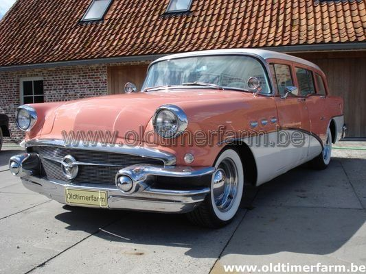 Buick Special 1956 Beach Wagon  (1956)
