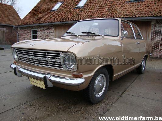 Opel  Kadett B L (1967)