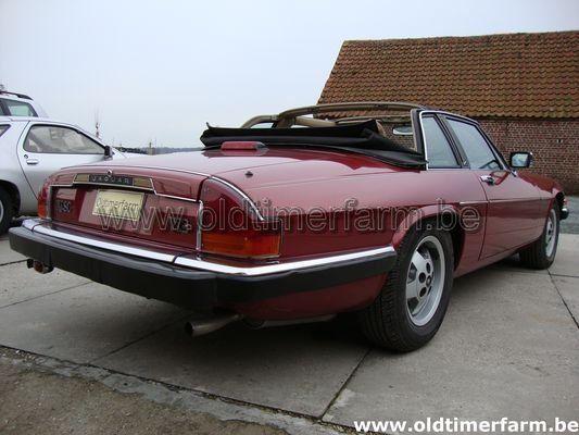 Jaguar XJSC V12 Targa + Hard top (1988)