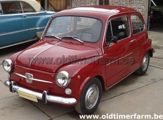 Fiat 600  (1973)