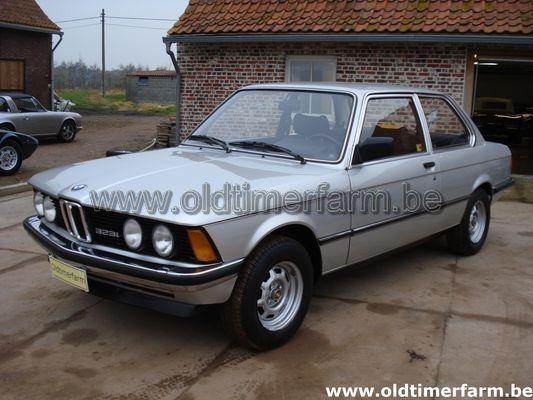 BMW 323i E21  (1979)