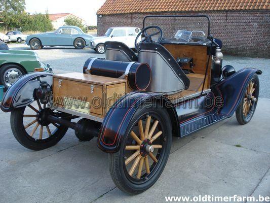 Ford T Speedster (replica opbouw)  (1925)