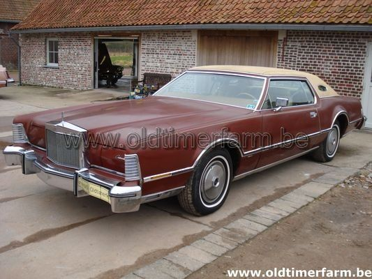 Lincoln Continental MK IV  (1975)