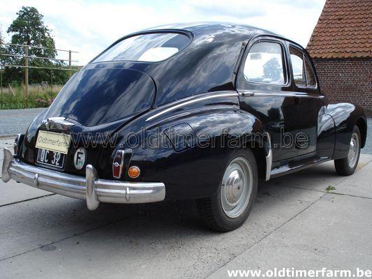 Peugeot 203C Black (1955)
