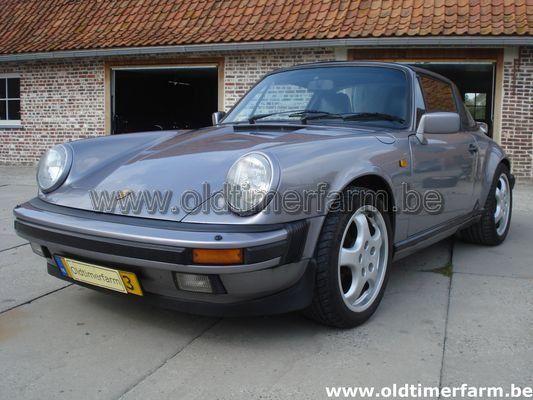 Porsche 911 Targa 3.2 231pk  (1987)