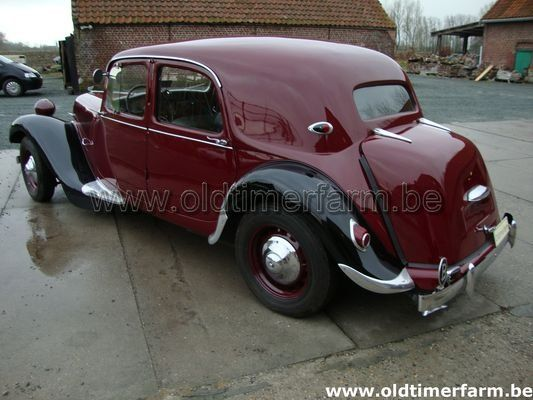 Citroën Traction B11 (1947)
