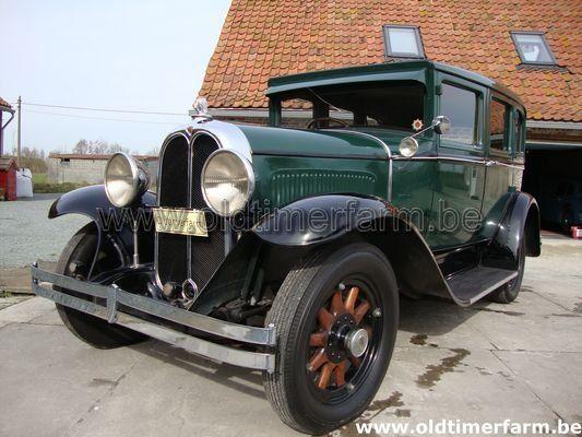 Oakland Sedan (1929)