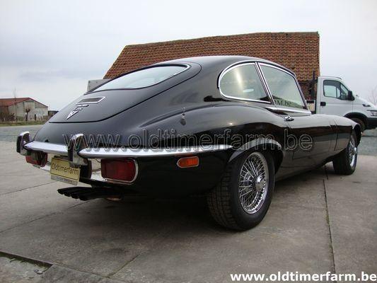 Jaguar Type E  (Black) 2+2 (1972)