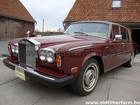 Rolls Royce Silver Wraith II (1977)