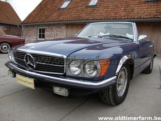 Mercedes-Benz 450 SL (1976)