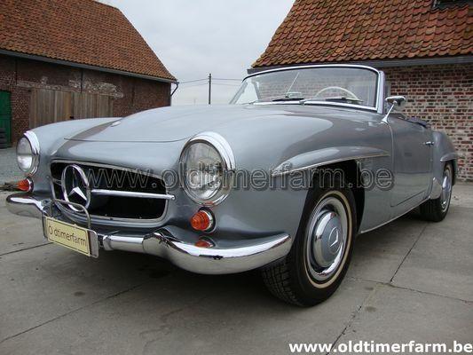 Mercedes-Benz 190 SL Grey (1961)