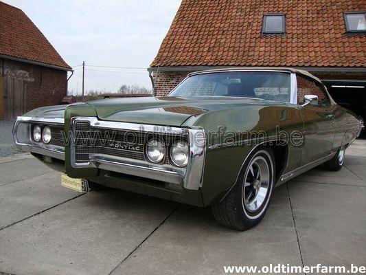 Pontiac Bonneville Cabriolet (1969)