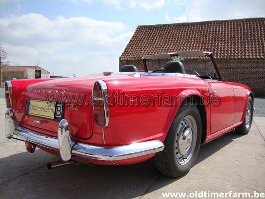 Triumph TR 4 (1964)