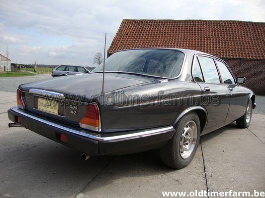 Jaguar XJ 6 4.2 (1985)