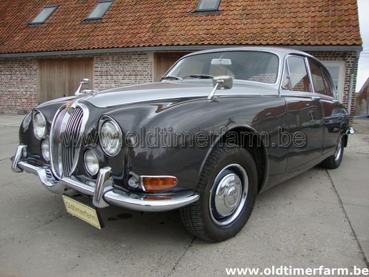 Jaguar S-Type (1964)