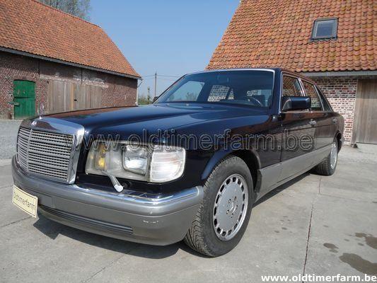 Mercedes-Benz 300 SEL (1986)