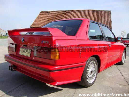BMW M3 (1987)