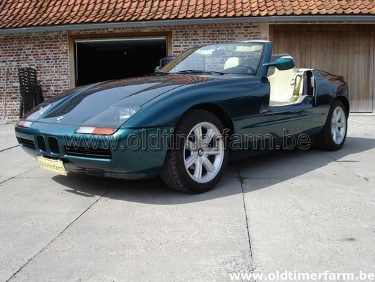 bmw z1 urgr n metallic 1990 verkocht ref 829. Black Bedroom Furniture Sets. Home Design Ideas