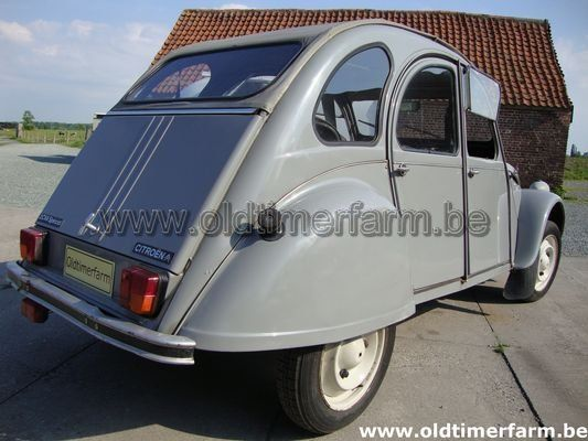 Citroën  2CV (1985)
