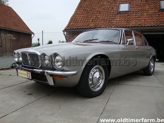 Daimler Sovereign (1976)
