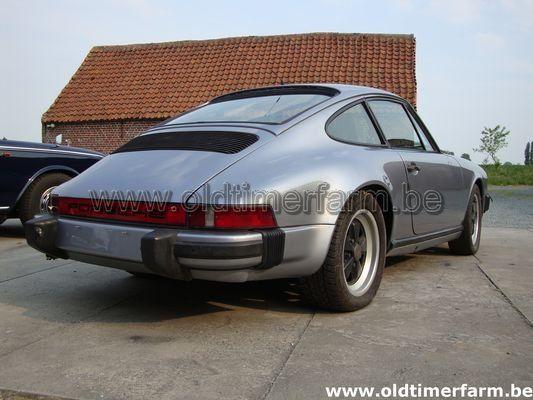 Porsche 911 grey (1979)