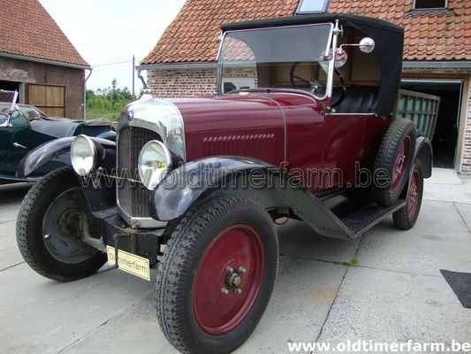 Citroën  B2 10 HP Normande (1924)