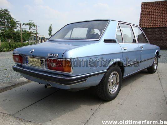 BMW 518 (1977)