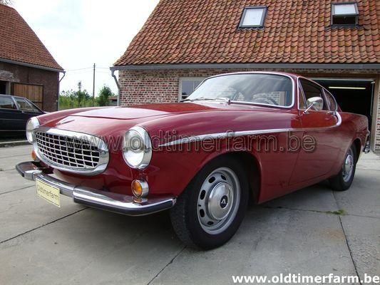 Volvo P1800 (1965)