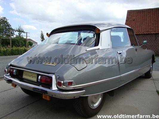 Citroën DS 21 injectie 5V Jubilee export (1972)