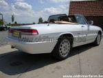 Alfa Romeo Spider  4 White  (1990)