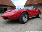 Chevrolet Corvette C3 Stingray  Red (1976)