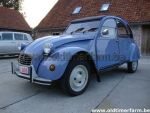 Citroën  2CV 6 Spécial Blue