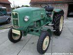 MAN tractor Typ 2K3