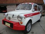 Fiat 600 Abarth Replica