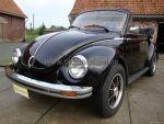 Volkswagen  Kever 1303 cabrio Black