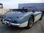 Austin Healey 3000 MK 2  Blue/White (1963)
