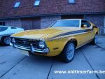 Ford Mustang Fastback 6 cil