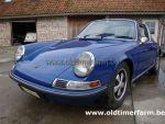 Porsche  911E 2.0 Targa Blue