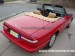 Alfa Romeo Spider 4  Red 1991 (1991)