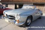 Mercedes-Benz 190SL  Grey 1961