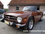 Triumph  TR 6 Brown 1975