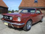 Ford Mustang '66 GT V8