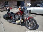 Harley Davidson Dynaglide Convertible