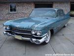Cadillac Sedan De Ville 59 (1959)