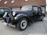 Citroën Traction 11 Legere black (1953)