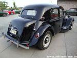 Citroën Traction 11 Legere black (1953)
