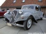 Citroën Traction Normalle Grey