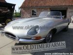 Jaguar E-Type 3.8 Series1 roadster Grey