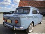 Simca 1000 Light Blue (1966)